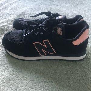 New Balance classic 500 black sneakers